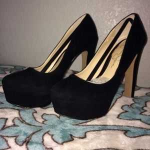 Original Jessica Simpson Black Ansley